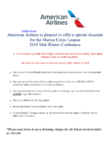 American Airlines_2019 Mid-Winter