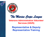 VAVS Rep_DepTraining