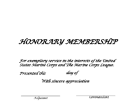 Honorary C08
