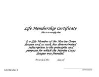 Life Member C05