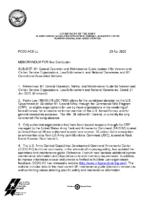 Vet Oraganization Letter ver2 signed