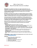 HGCGActivityReport Instructions 11 Sept