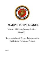VAVS Rep_Dep Guidelines Feb20